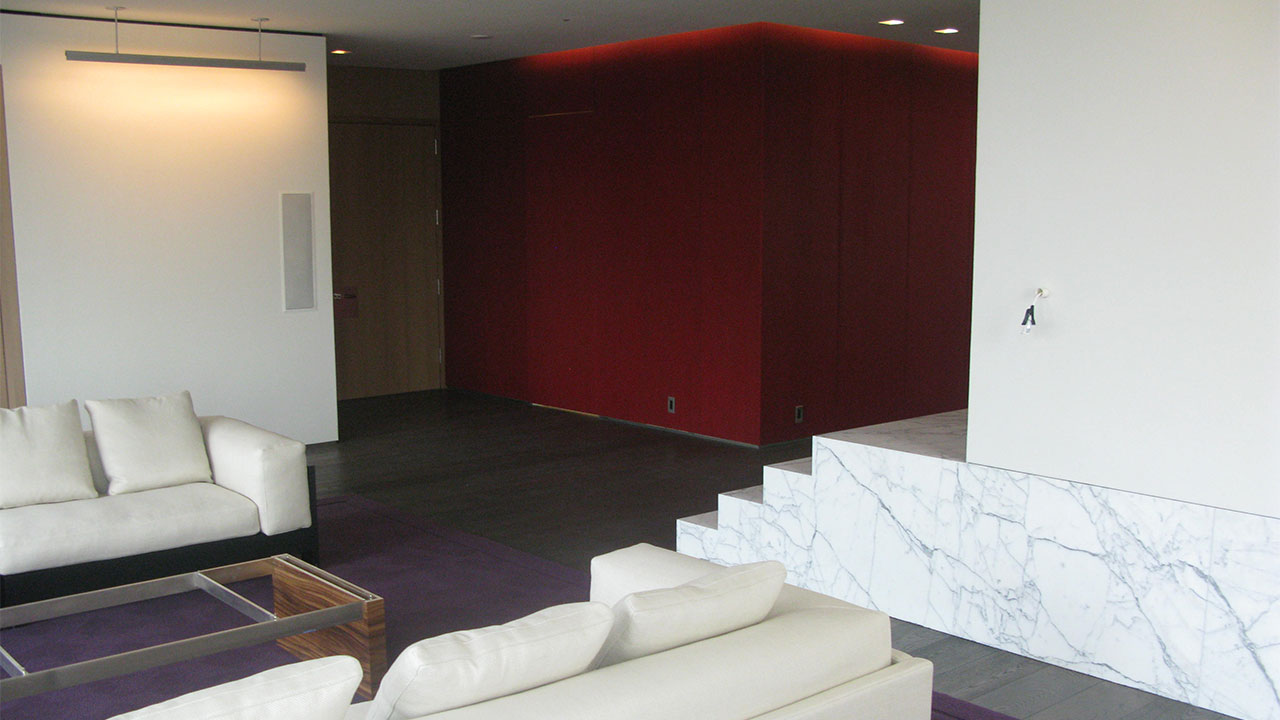 Skoda Painting project picture, professional high-end finish painting contractors, serving Manhattan, New York City, and Long Island City